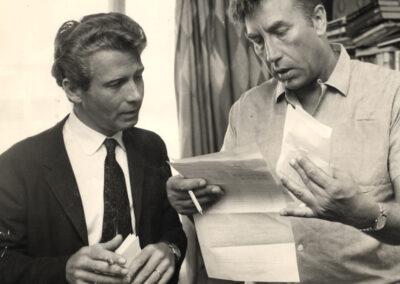 Frank and Denis management